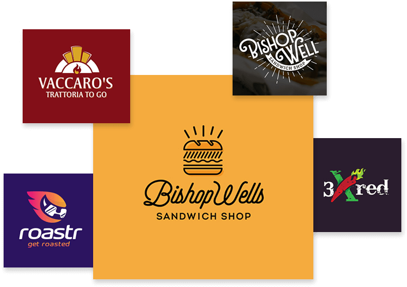 Food and Beverage Logos